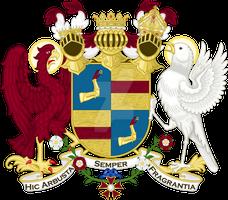 Grand Duchy of Salowiezka - Coat of Arms