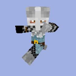 my minecraft skin by paskiman