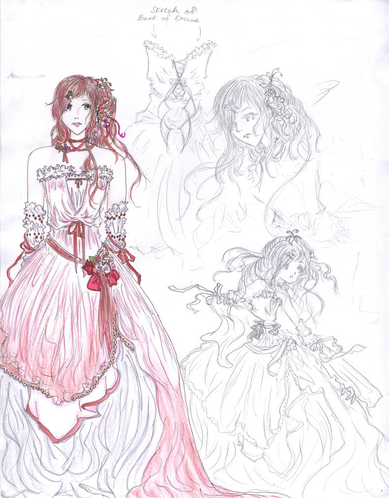 Bion S Masquerade Outfit By Kebaluvtsukihime On Deviantart