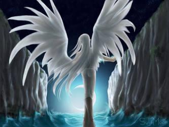 Winged Sara by SulaMoon