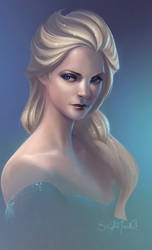 Elsa by SulaMoon