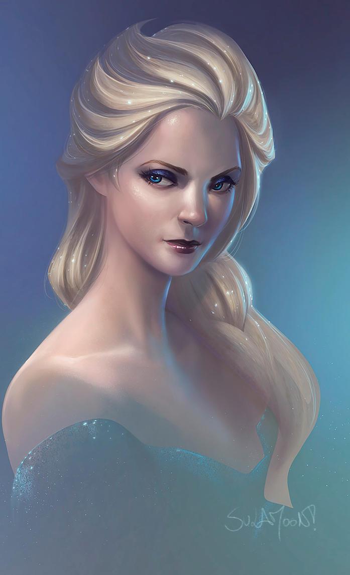 Elsa by SulaMoon