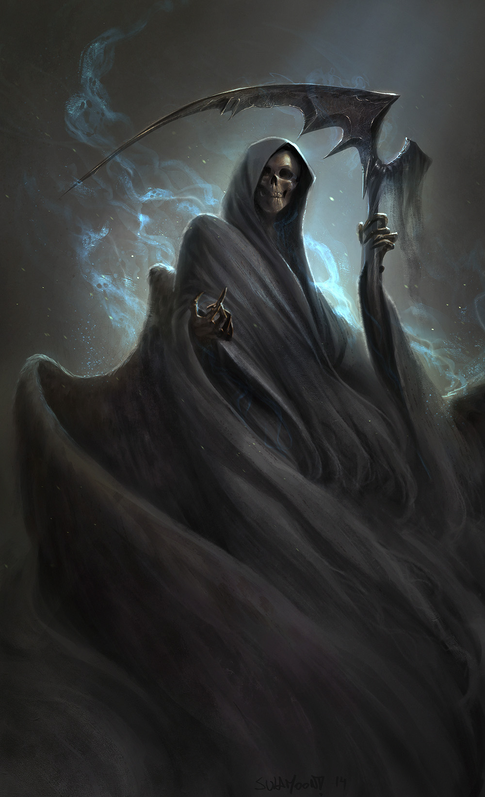 Death | 2048