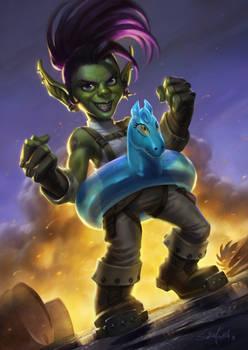 Goblin Safety Belt
