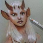 Airbrush Sketch