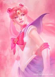 Sailor Moon by SulaMoon