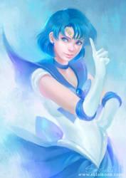 Sailor Mercury by SulaMoon