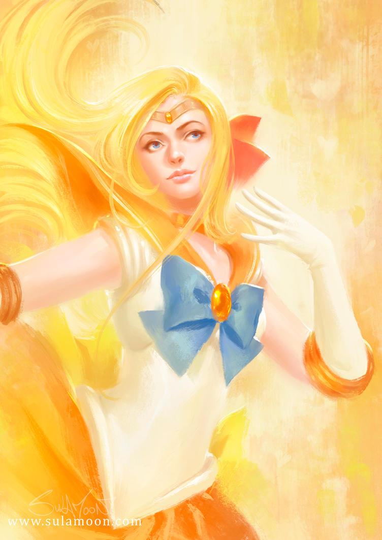 Sailor Venus by SulaMoon
