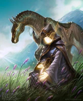 Hex: Daybreak Diviner by SulaMoon