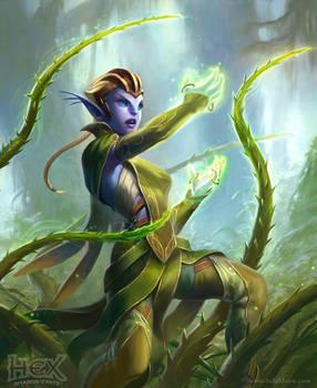 Hex: Root Wrangler