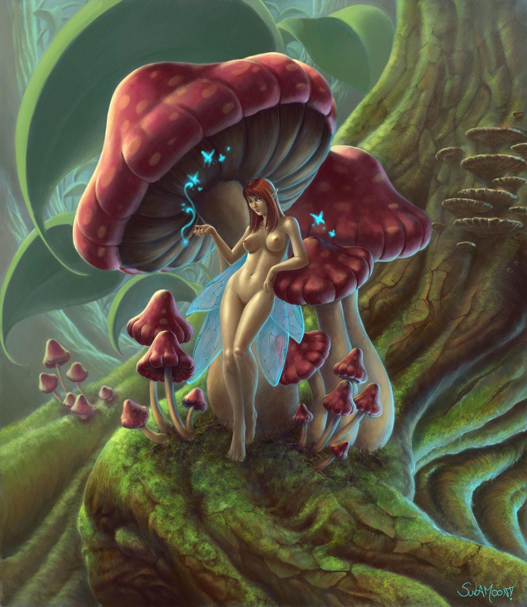 Fairies elves sprites nude porncraft pic