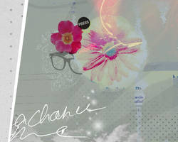 Flower texture by Fleur-Vent