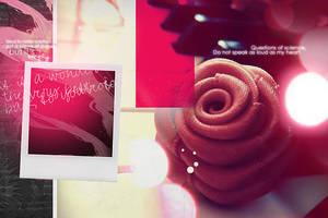 Pink Rose texture by Fleur-Vent