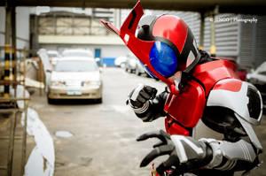 Kamen Rider Kabuto by JencoPhotography
