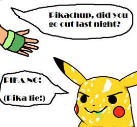 Pikachup by Berzerker2k5