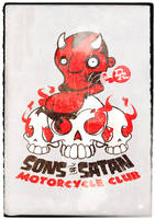 Sons of Satan Motorcycle Club by projekt-alpha