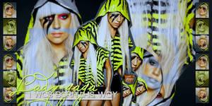 Wallpaper Lady Gaga 1