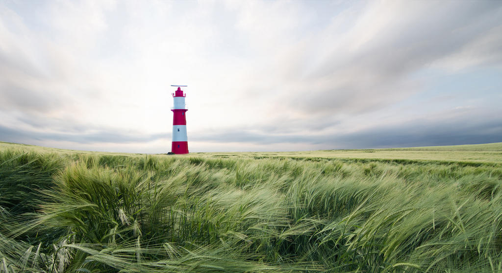 Lighthouse pano by mARTinimal