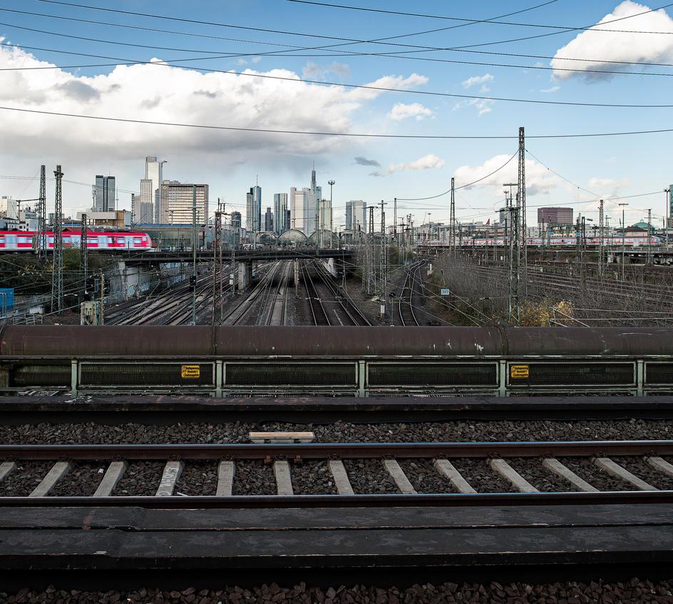 Frankfurt by mARTinimal