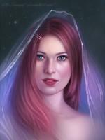 Portrait by Ennya7