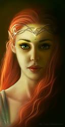 Elf by Ennya7