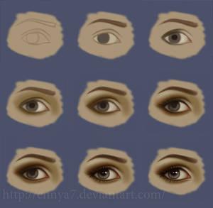 Eyes tutorial