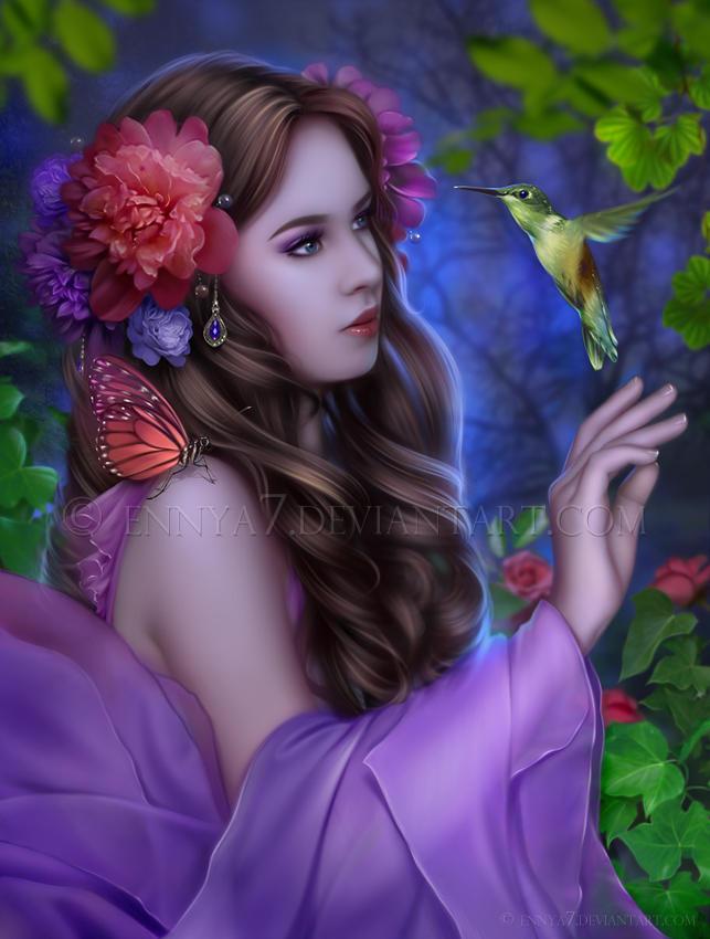 Fairy by Ennya7