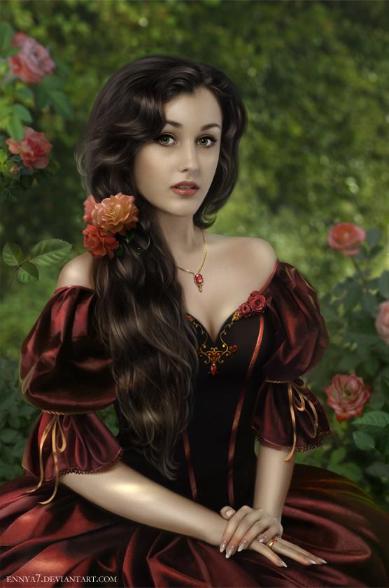 Rose by Ennya7