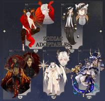 Closed   Zodiac Adoptables by ESSER18