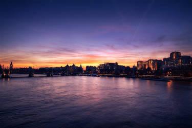 London Night by fbuk