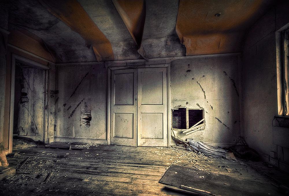 Abandoned Sleeper By Fbuk On DeviantArt