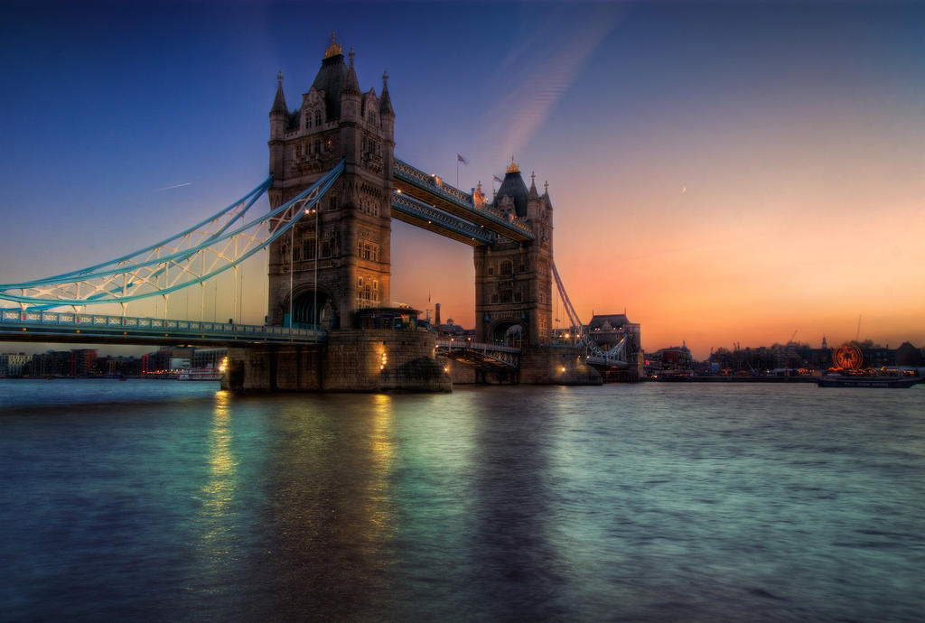 Tower Bridge 03 by fbuk