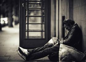 Homeless... by fbuk
