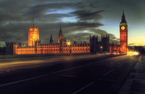 Big Ben by fbuk