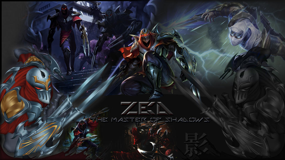 Zed Ultimate Wallpaper Updated By NUkeSc
