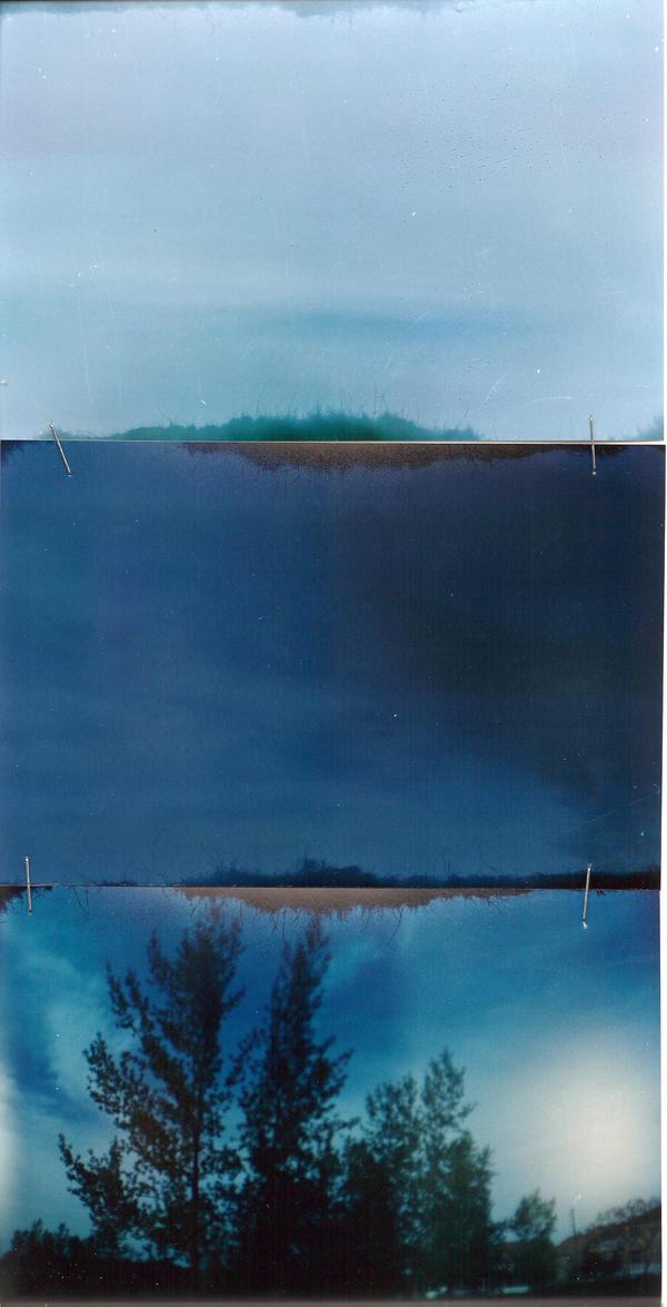 Montreal Bleu - Blues by Alexeiz