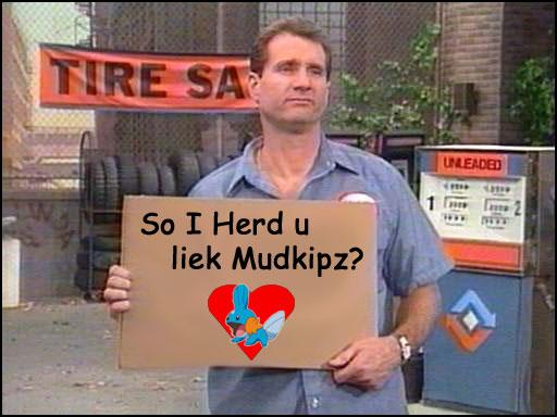 Al Bundy knows something...... by Wardog1