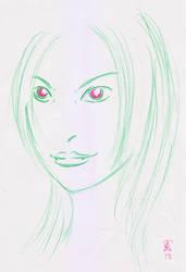 Portrait - Kassandra Korande