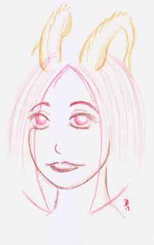 Portrait - Ine