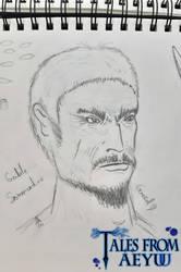 Portrait, Gable - stoic