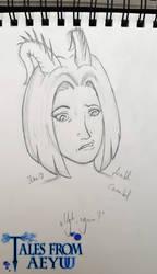 Portrait, Ine - ew