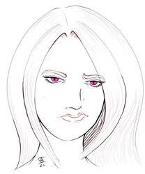 Portrait - Idora