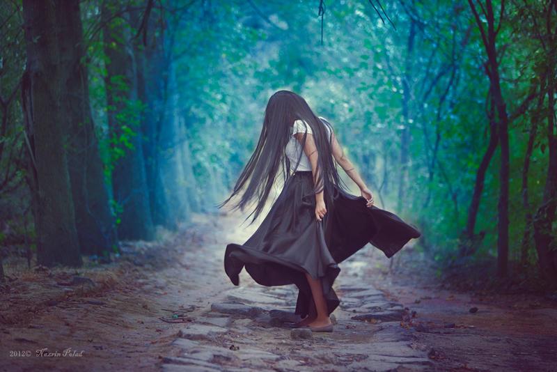 Enjoy loneliness by Nazrin-Polad