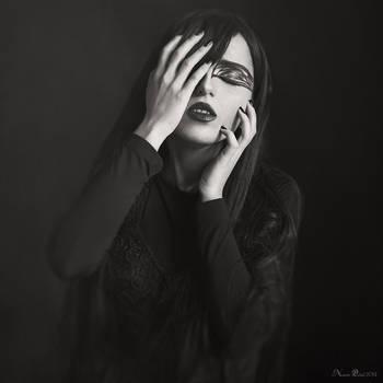 Love me in black by Nazrin-Polad