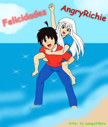 happy Birthday AngryRichie