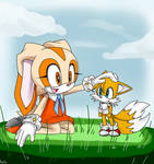 Tiny and cute Tails