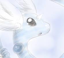 Dragonair by RocketHaruka