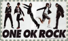 One Ok Rock stamp by RocketHaruka