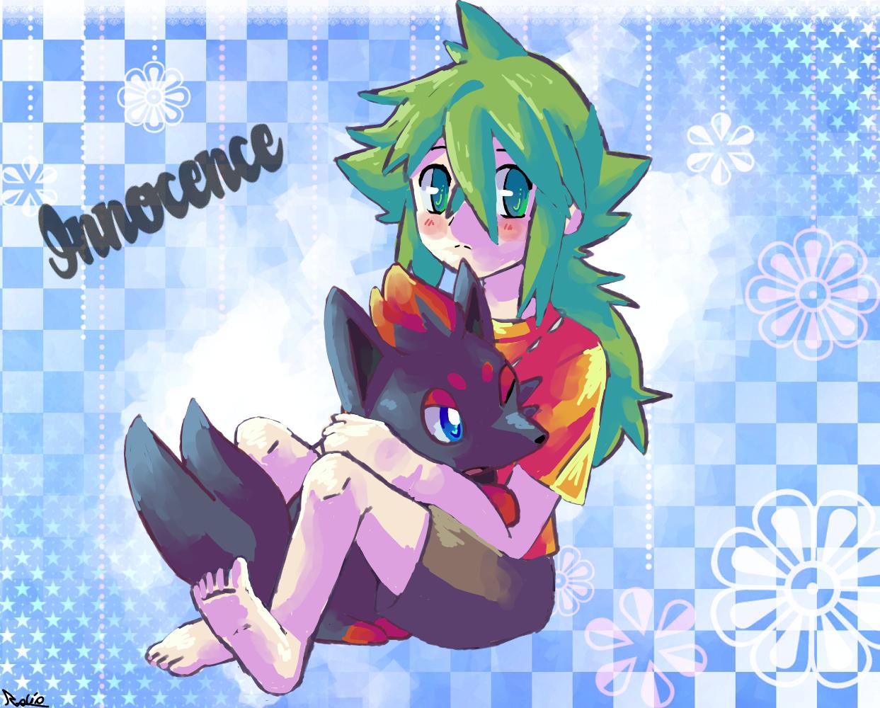 Innocence by RocketHaruka