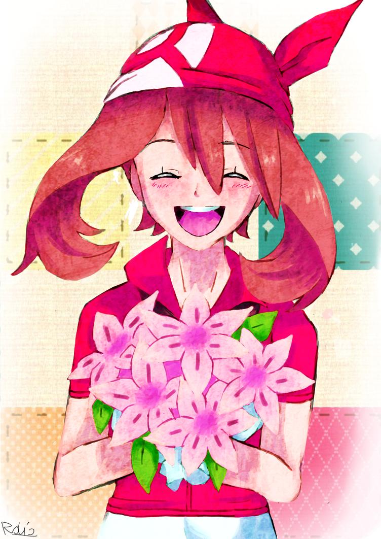 Thank you May by RocketHaruka